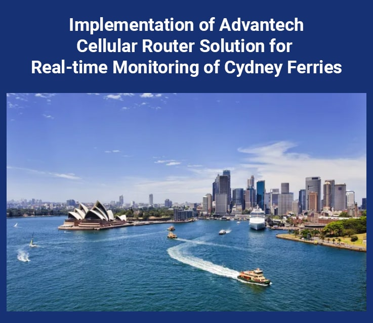 Amplicon middle east-advantech-Monitoring of Cydney Ferries-min